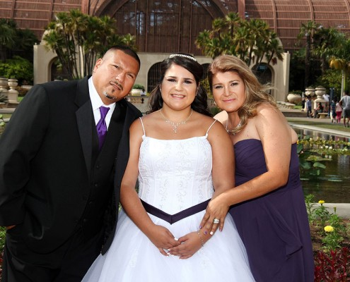 Quinceaneras Family