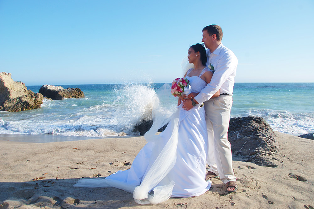 San Diego Beach Wedding Permit Cost