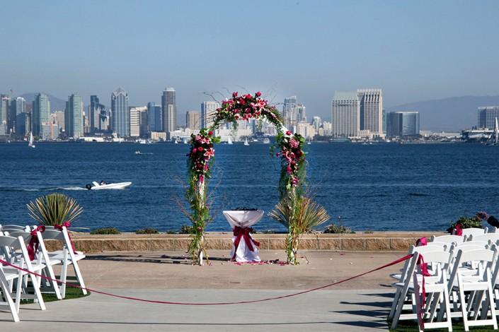 Outdoor Wedding Locations