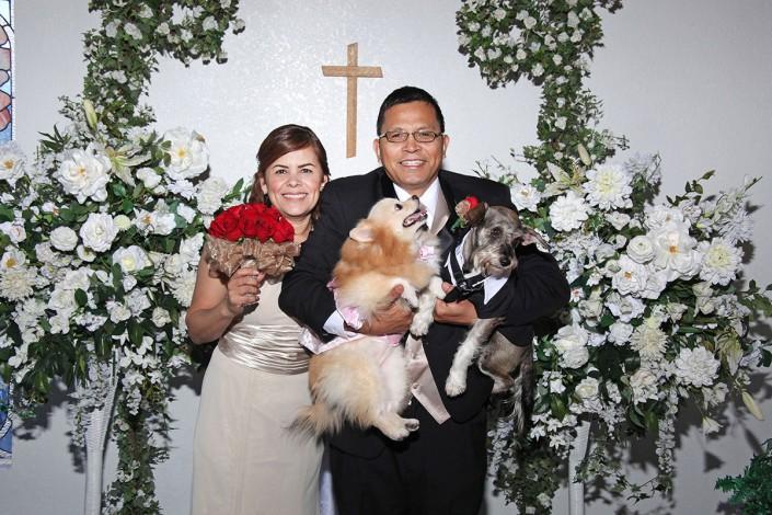 Casual Wedding in San Diego