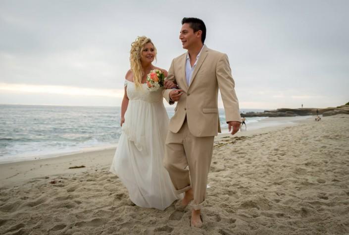 Beach Weddings in San Diego