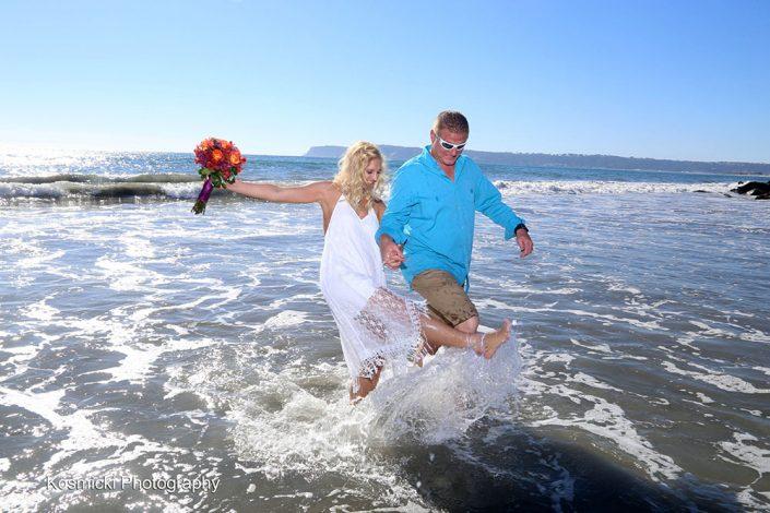 San Diego Beach Weddings